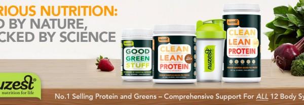 Nuzest — Nutrition for Life