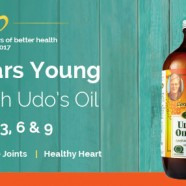 FEEL 20 YEARS YOUNGER with Udo's Oil