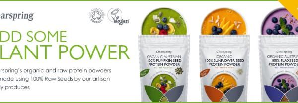 Organic Plant Proteins