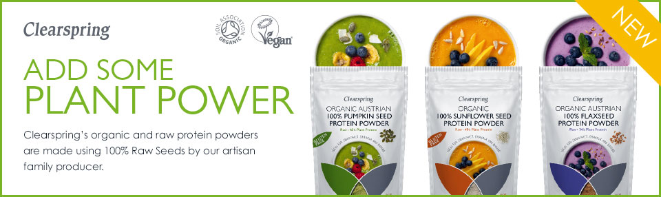 Organic Plant Proteins