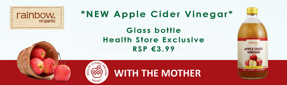 Rainbow Organic Apple Cider Vinegar