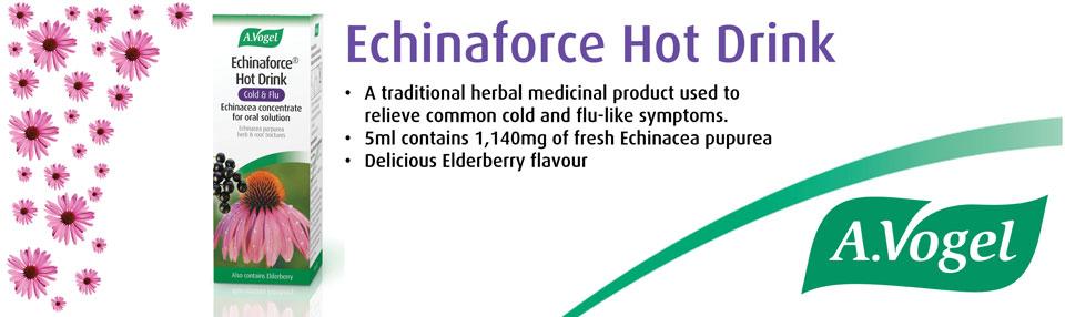 Echinacea with Black Elderberry