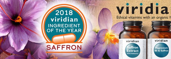 Saffron – Ingredient of the Year