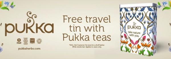 Pukka Travel Tin