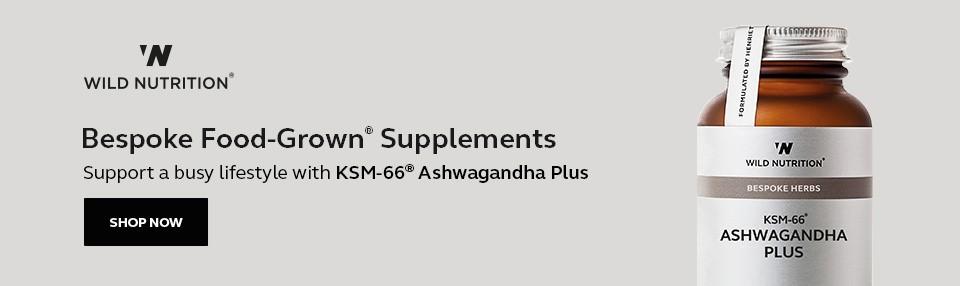 Wild Nutrition – Ashwagandha