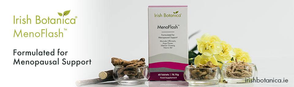 MenoFlash™ by Irish Botanica